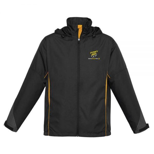 Black/Gold Jacket
